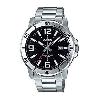 Relógio Casio Analógico Masculino MTP-VD01D-1bvudf