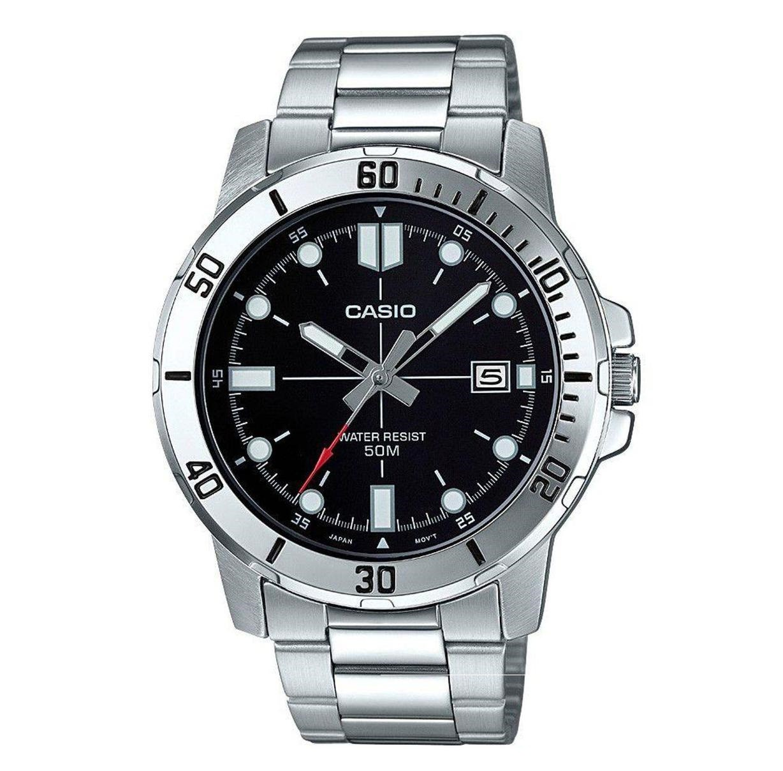 Relógio Casio Analógico Masculino MTP-VD01D-1EVUDF
