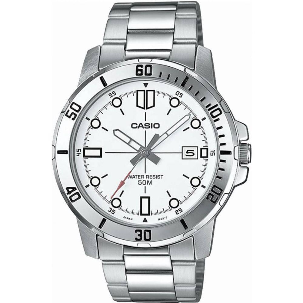 Relógio Casio Analógico Masculino MTP-VD01D-7EVUDF