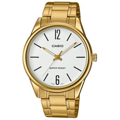 Relógio Casio Analógico MTP-V005G-7BUDF