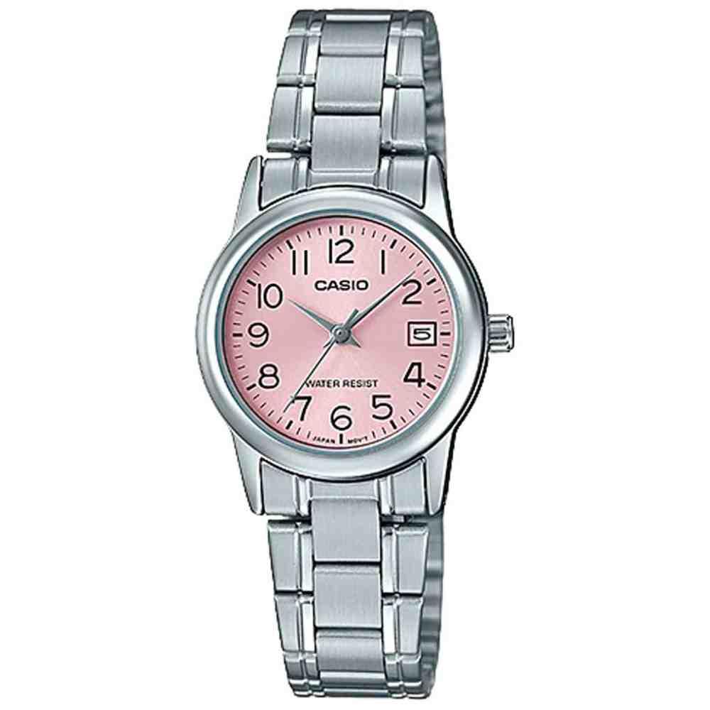 Relógio Casio Feminino Analógico LTP-V002D-4BUDF