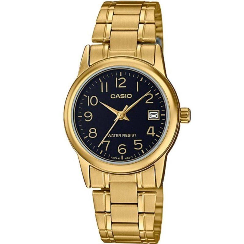 Relógio Casio Feminino Analógico LTP-V002G-1BUDF