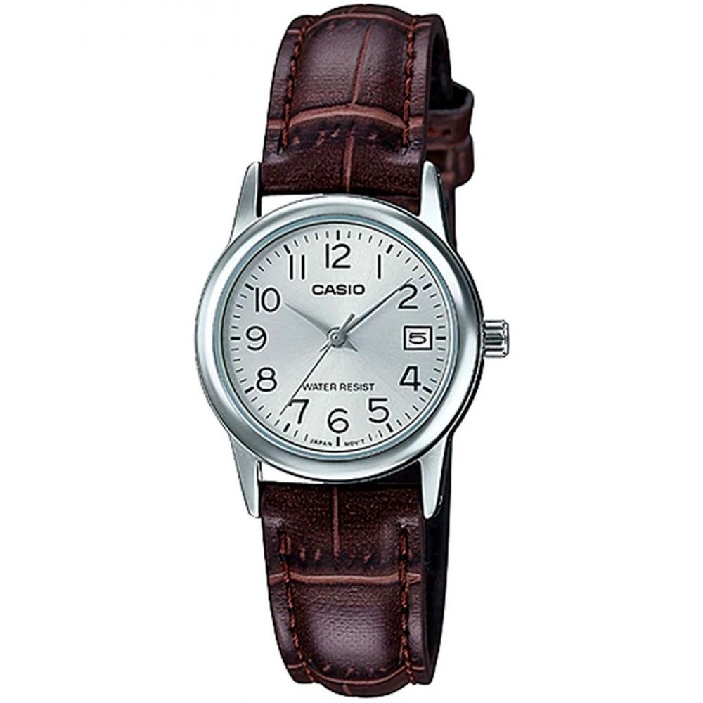 Relógio Casio Feminino Analógico Ltp-v002l-7b2udf