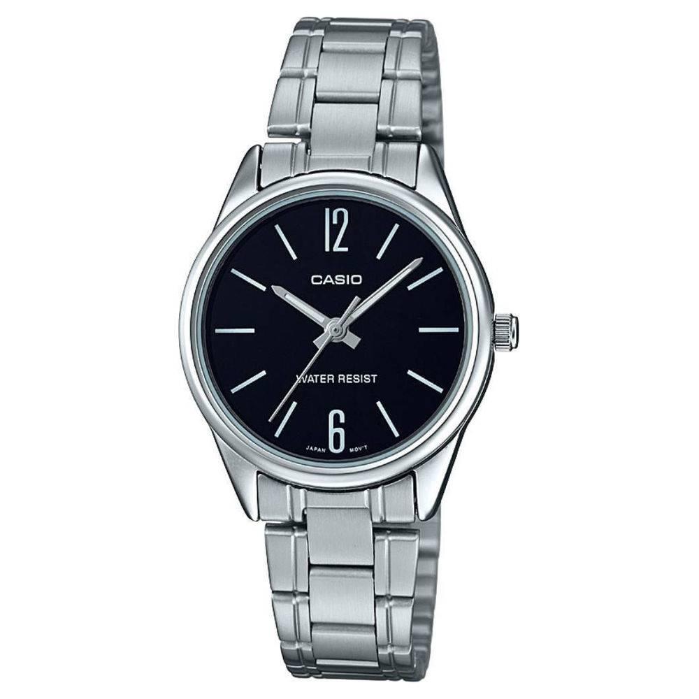 Relógio Casio Feminino Analógico  LTP-V005D-1BUDF