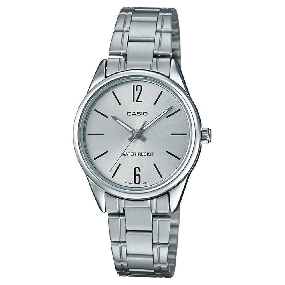 Relógio Casio Feminino Analógico  LTP-V005D-7BUDF