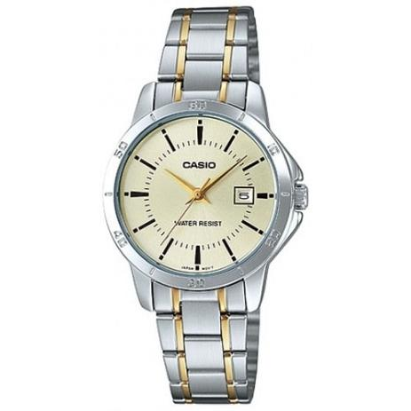 Relógio Casio Feminino Collection LTP-V004SG-9AUDF