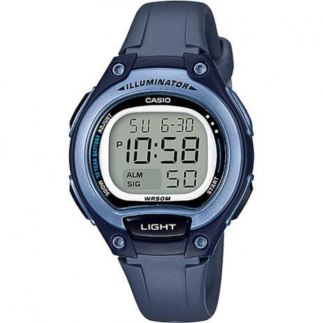 Relógio Casio Feminino Digital LW-203-2AVDF