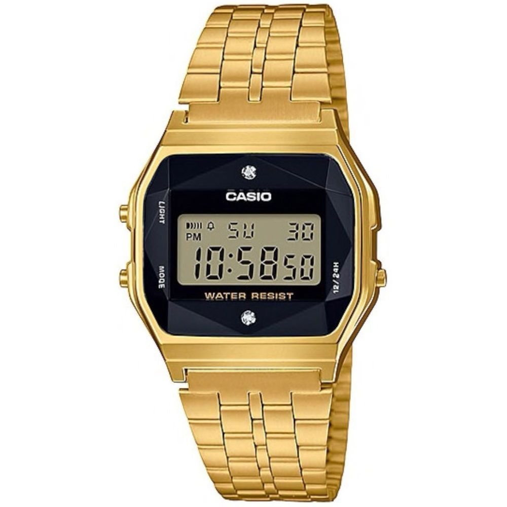 Relógio Casio Feminino Digital Vintage LA670WEGB-1BDF
