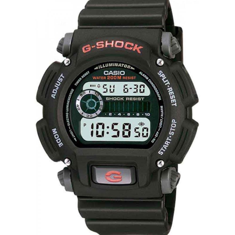 Relógio Casio G-shock Vintage DW-9052-1VDR