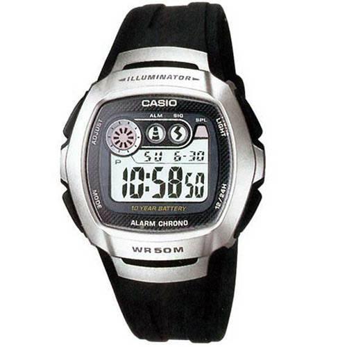 Relógio Casio Illuminator W-210-1AVDF