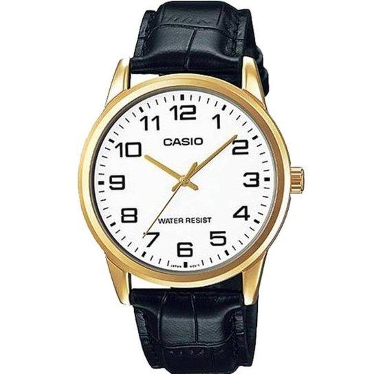 Relógio Casio Masculino MTP-V001GL-7BUDF