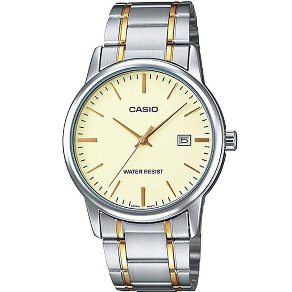 Relógio Casio Masculino MTP-V002SG-9AUDF