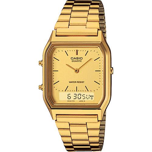 Relógio Casio Vintage AQ-230GA-9DMQ Anadigi