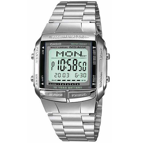 Relógio Casio Vintage Data Bank DB-360-1ADF