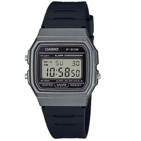 Relógio Casio Vintage f-91wm-1bdf