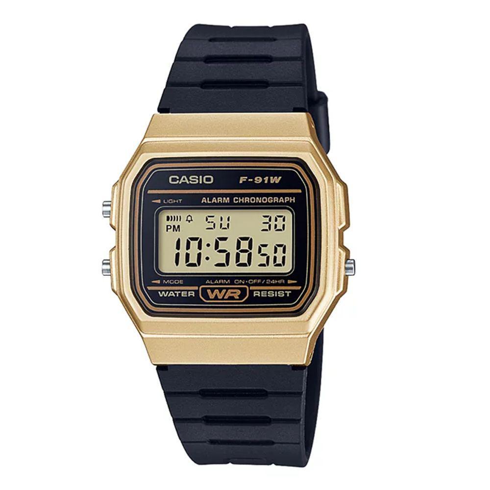 Relógio Casio Vintage f-91wm-9adf