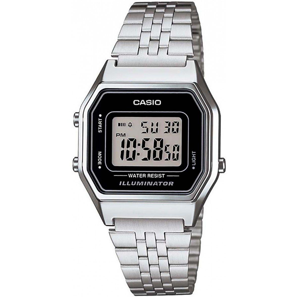 Relógio Casio Vintage LA680WA-1DF