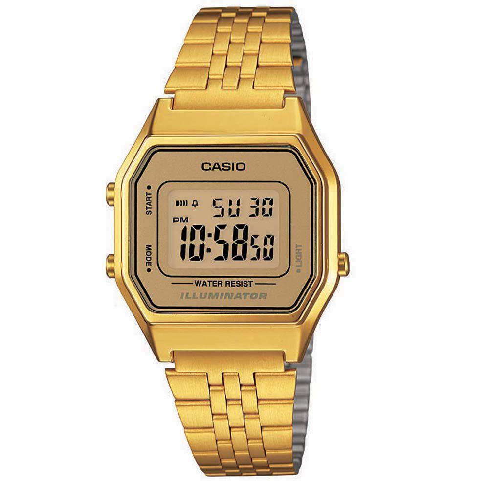 Relógio Casio Vintage LA680WGA-9DF