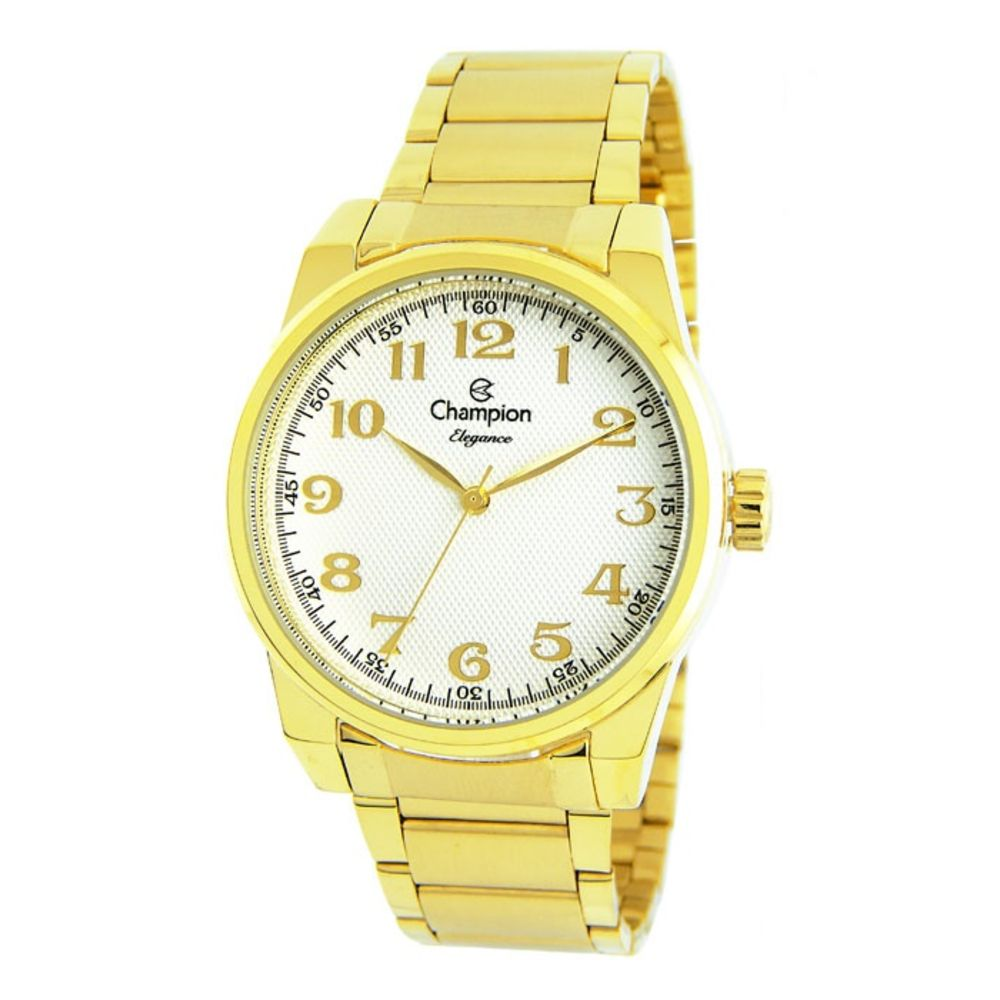 Relógio Champion Dourado Feminino Cn25010h