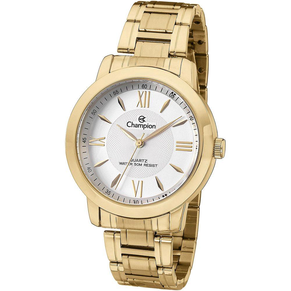 Relógio Champion Feminino Analógico Social CH24697H