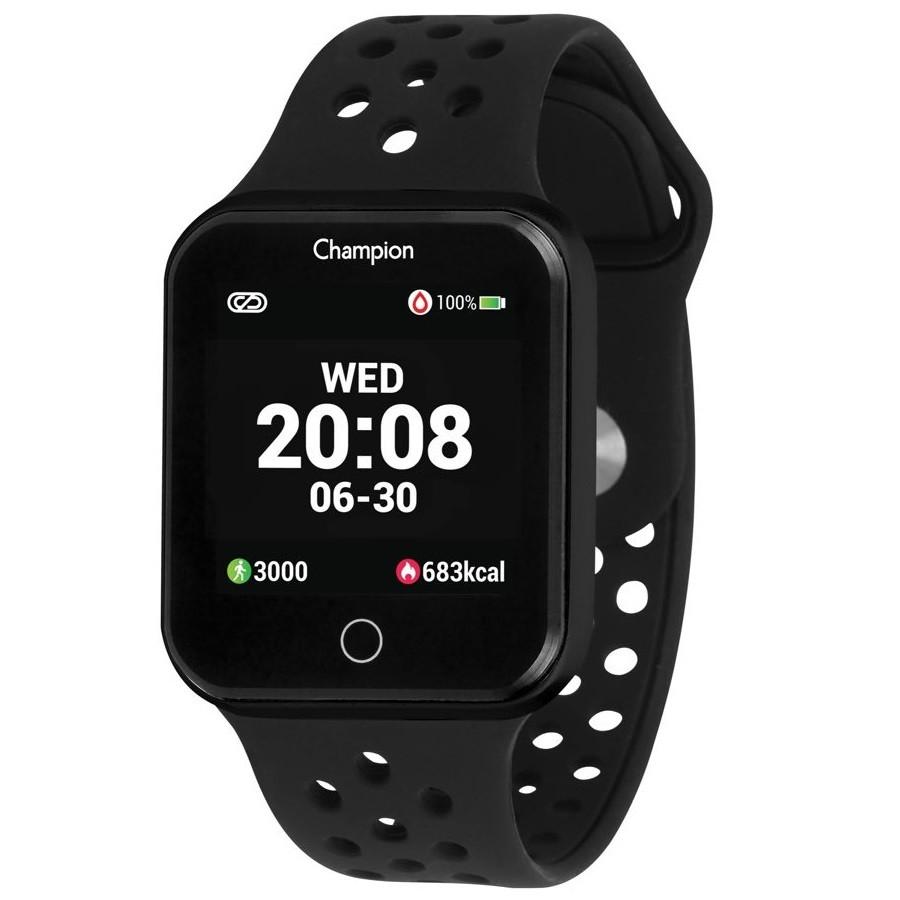 Relógio Champion Smartwatch Bluetooth 4.0 CH50006P