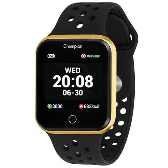 Relógio Champion Smartwatch Bluetooth 4.0 CH50006U
