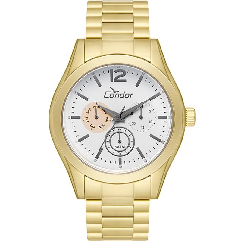 Relógio Condor Feminino Dourado Co6P29IF/4K
