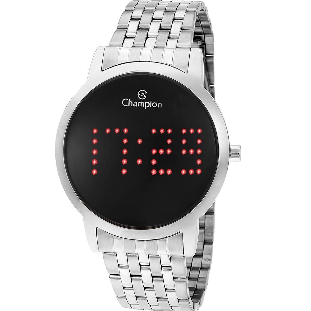 Relógio Digital Feminino Champion Ch40008t