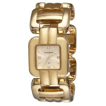 Relógio Feminino Analógico Mondaine 76300LPMFDM1