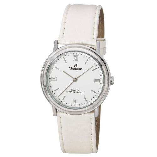 Relógio Feminino Champion Couro CH22279D