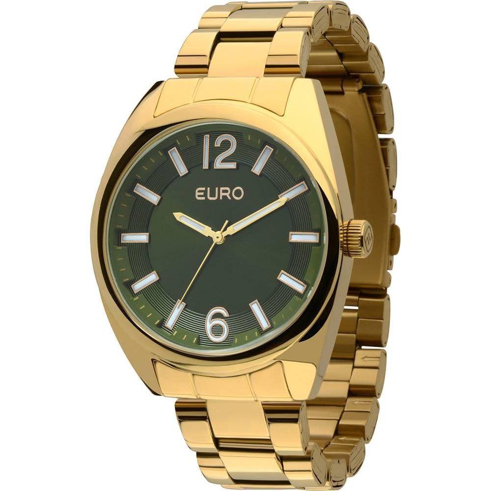 Relógio Feminino Euro Analógico Casual Eu2035xzj/4v
