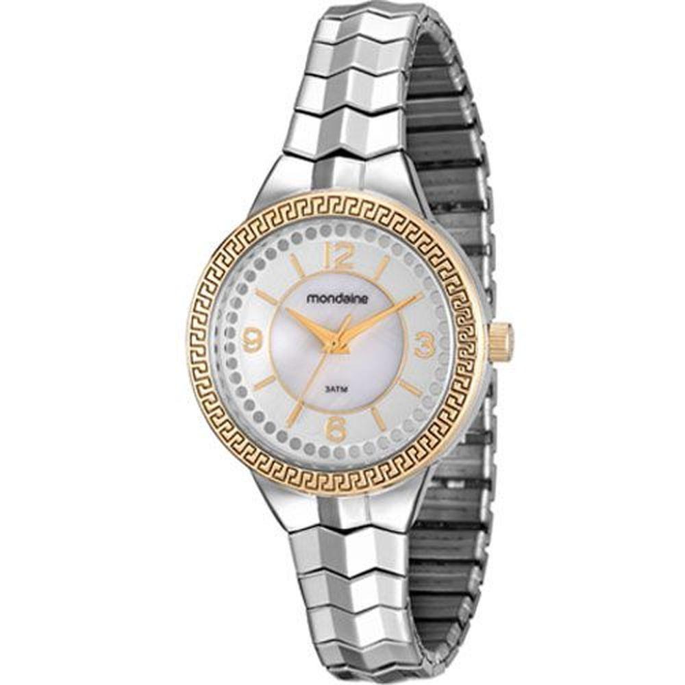 Relógio Feminino Mondaine Analógico Misto 94926lpmvbe1