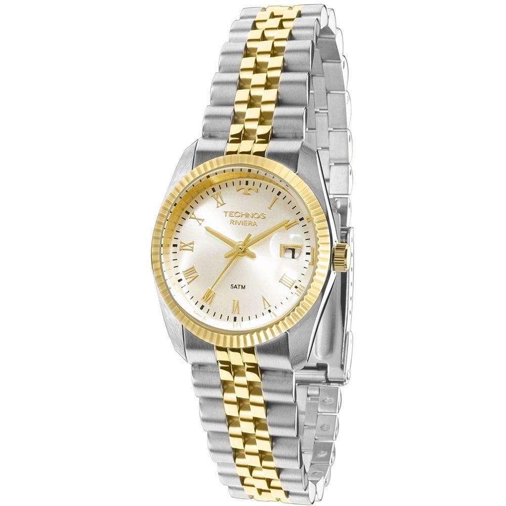 Relógio Feminino Technos Riviera GL10HZ/1K