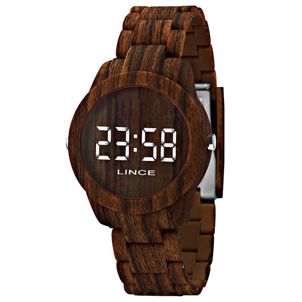 Relógio Lince Feminino Digital Mdp4614p Bxnx