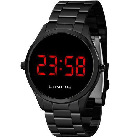 Relógio Lince Feminino Led MDN4618L VXPX