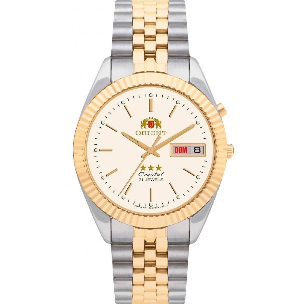 Relógio Masculino Orient Automático 469ED1 C1KS
