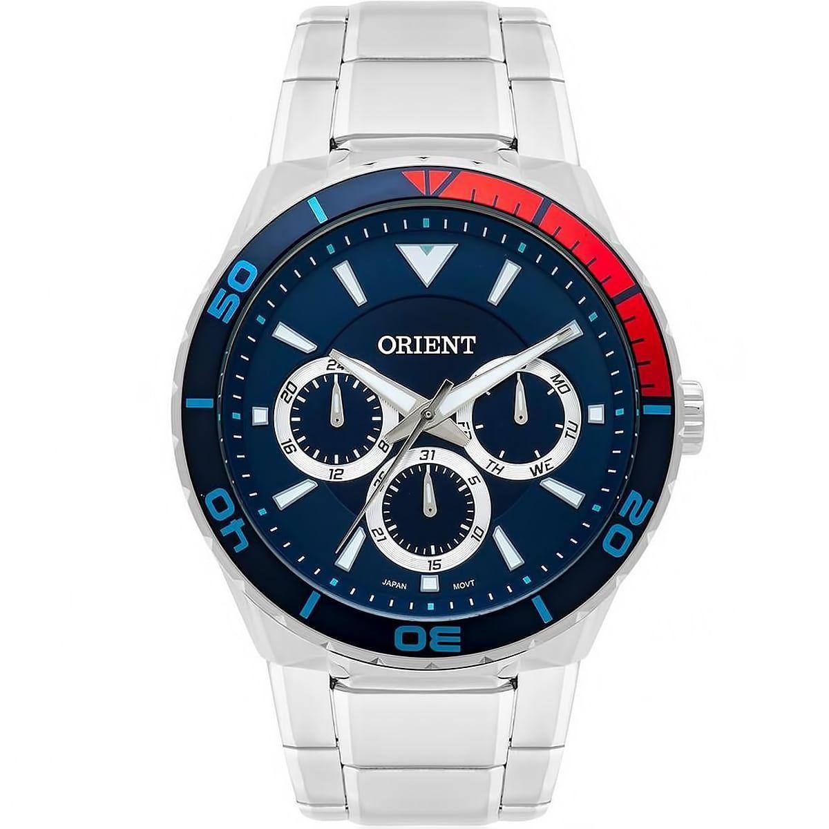 Relógio Masculino Orient MBSSM082 D1SX