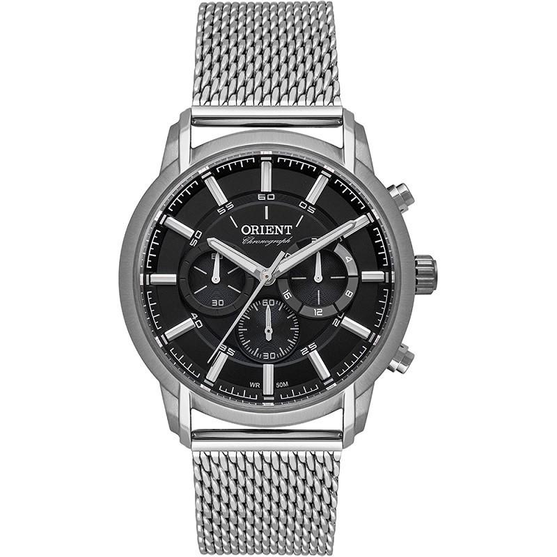 Relógio Masculino Orient Prata MBSSC210 G1SX