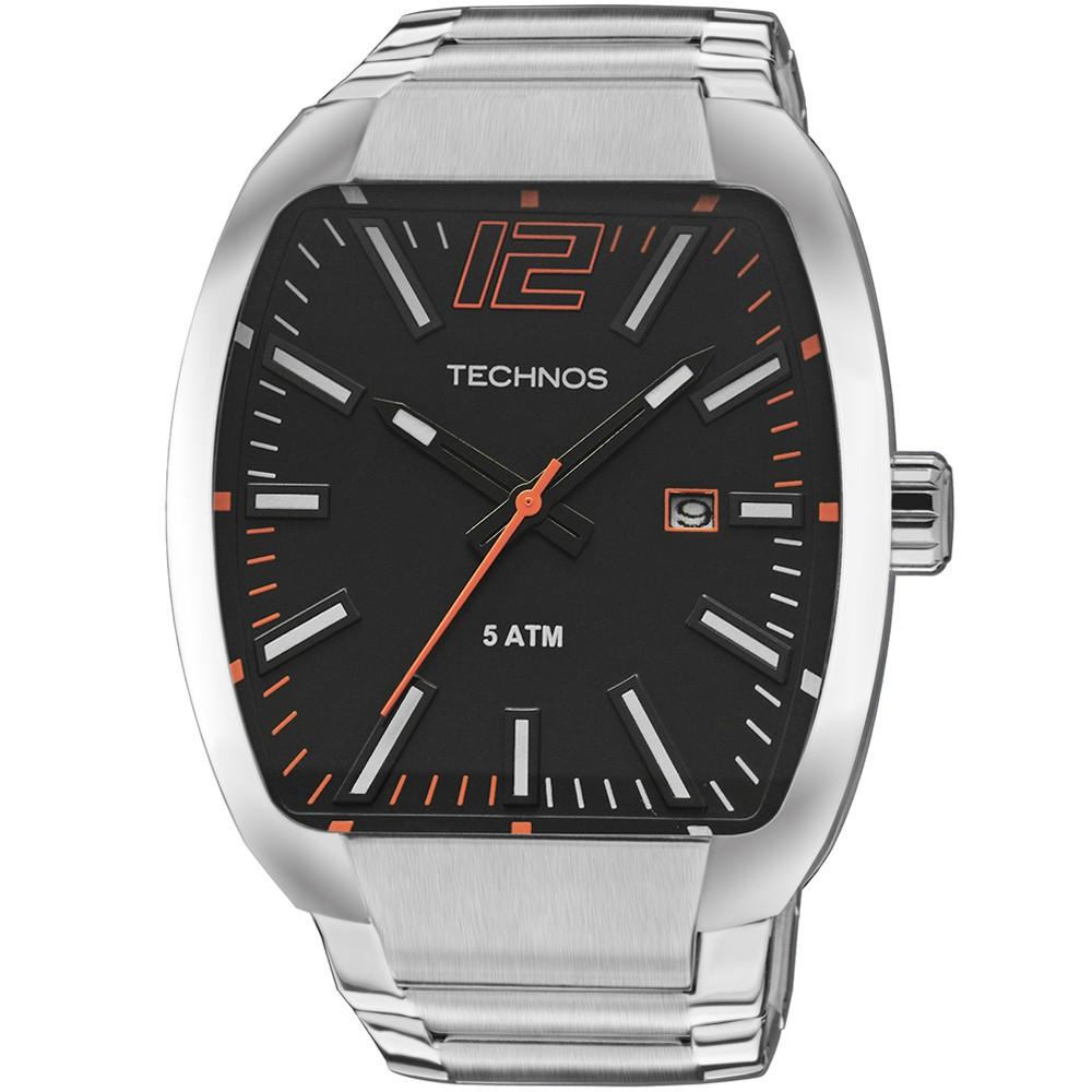 Relógio Masculino Technos Analógico Casual 2115KLH/1P