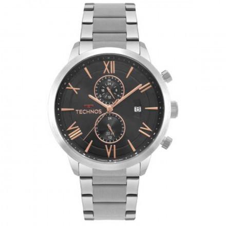 Relógio Masculino Technos Classic Grandtech Jp11ab/1p