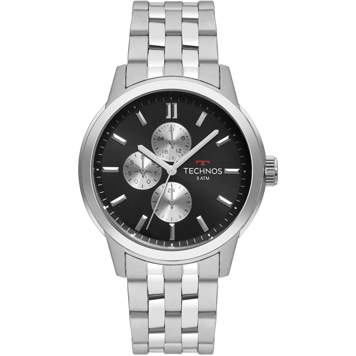 Relógio Masculino Technos GrandTech 6P27DS/1C