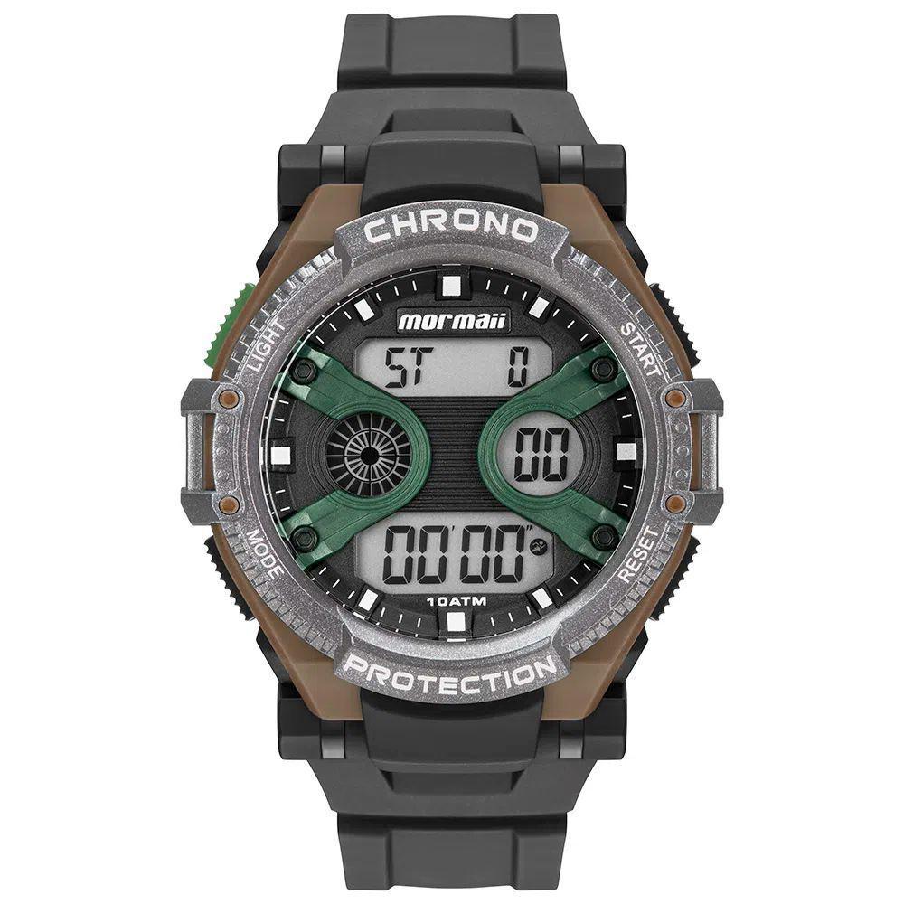 Relógio Mormaii Masculino Digital Wave MO8590AB/8V