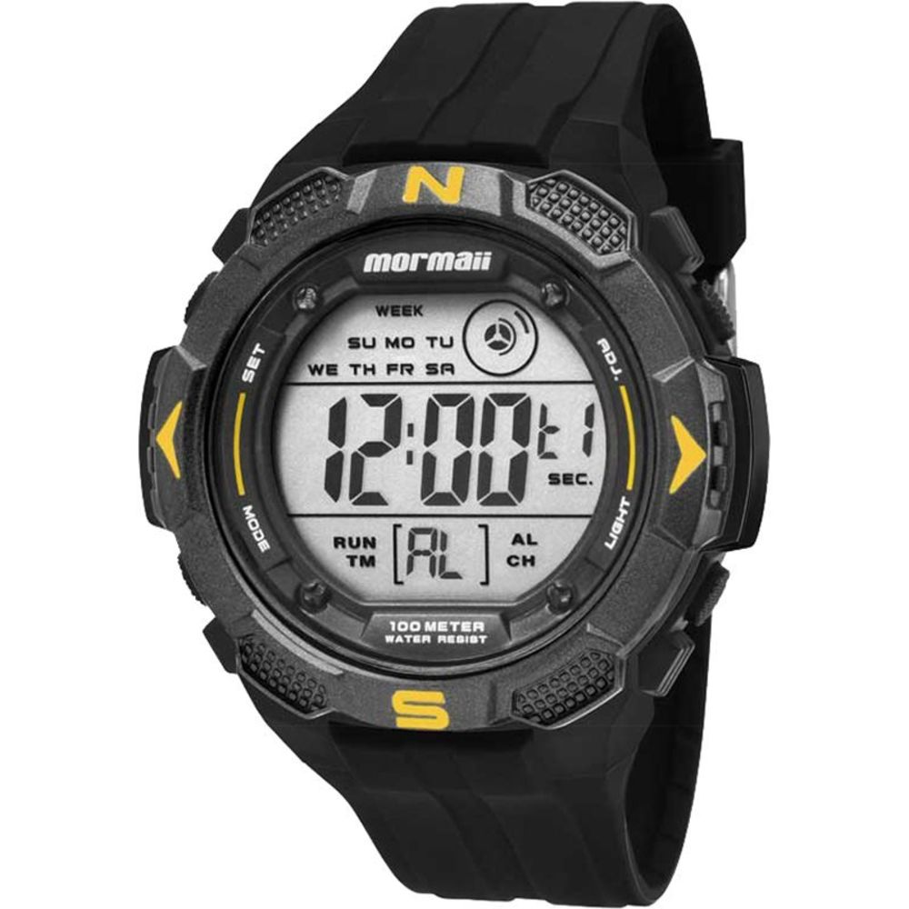 Relógio Mormaii Masculino Mo2908/8y