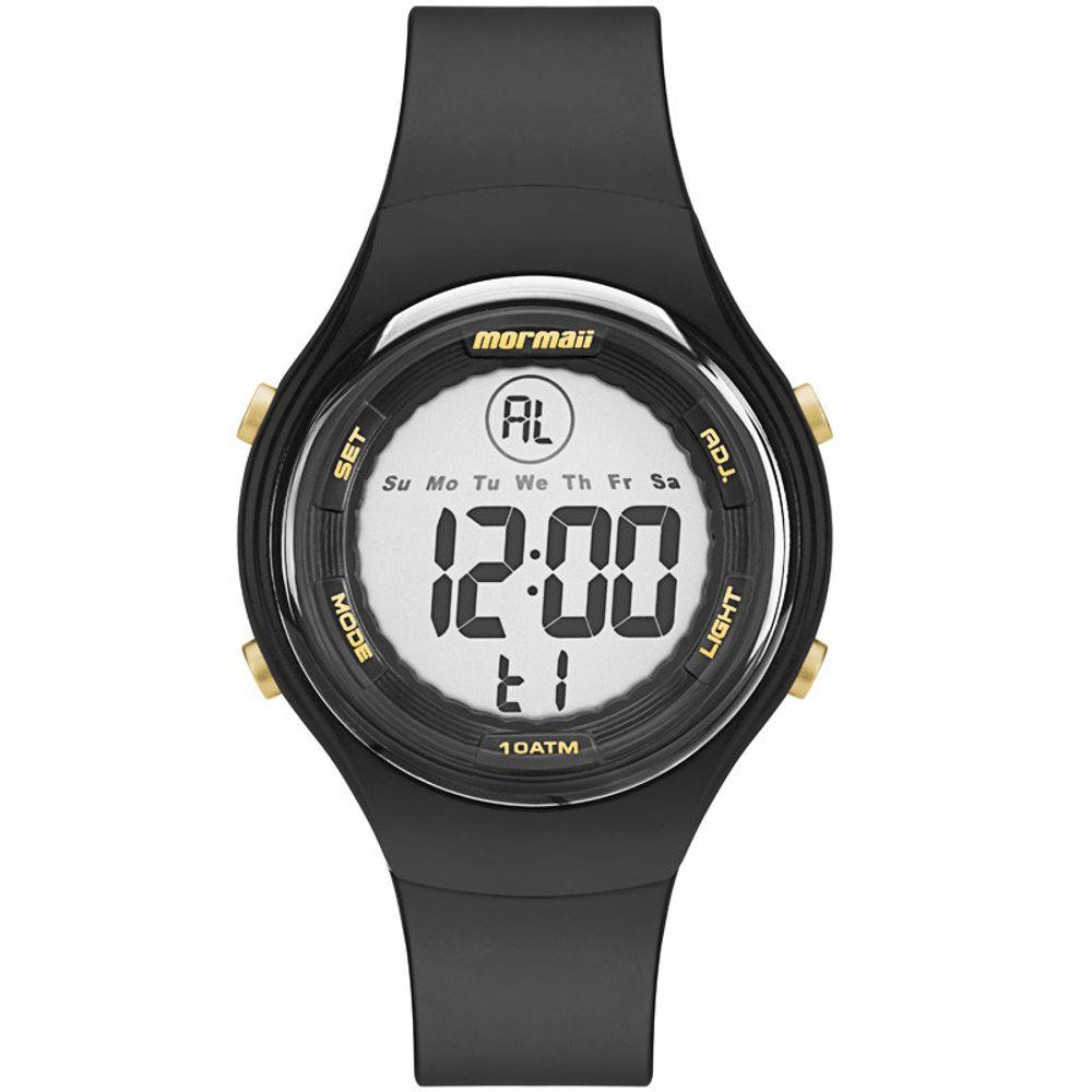 Relógio Mormaii Unissex MO0600B/8D