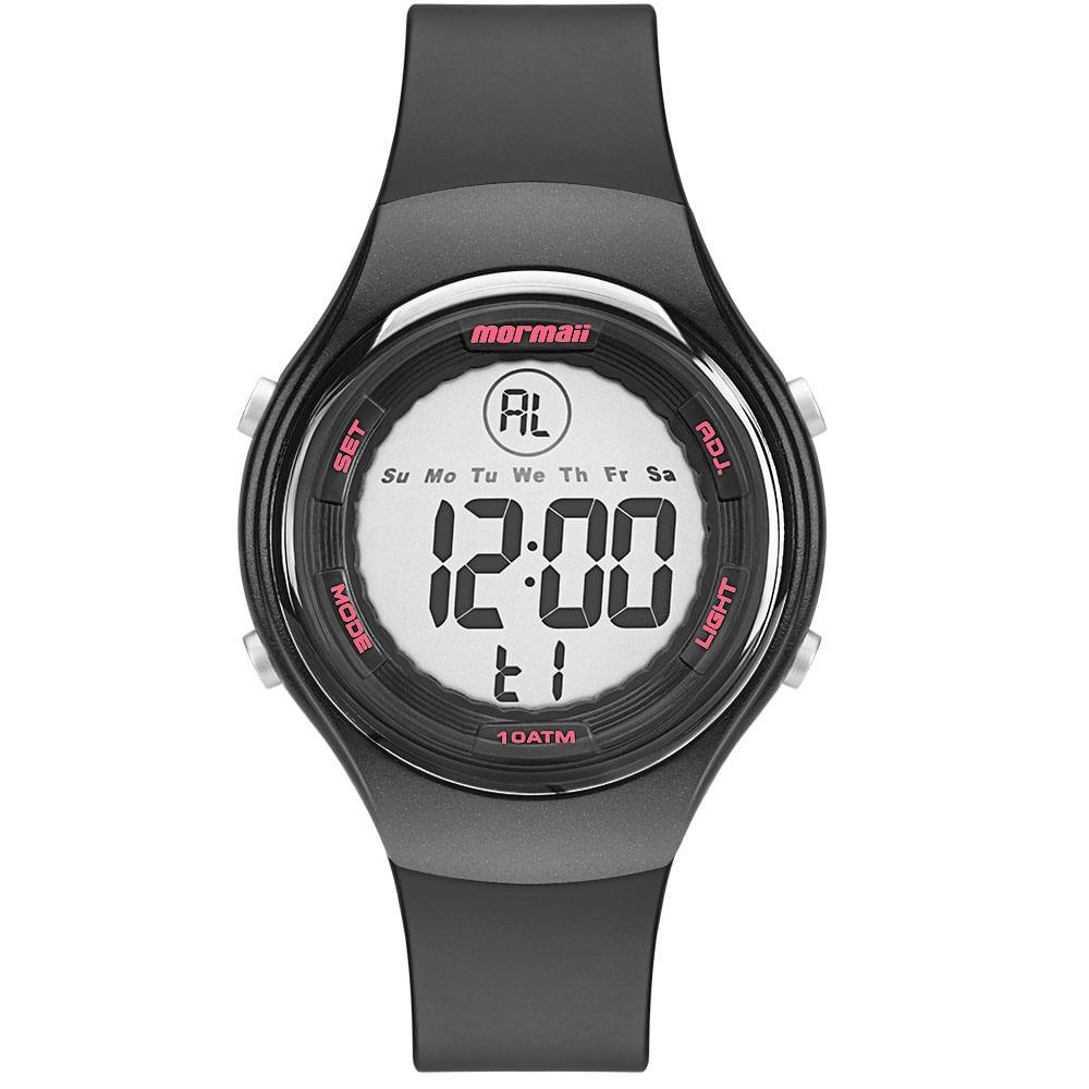 Relógio Mormaii Unissex MO0600B/8T