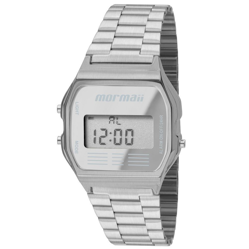 Relógio Mormaii Unissex Vintage Mojh02aa/3c
