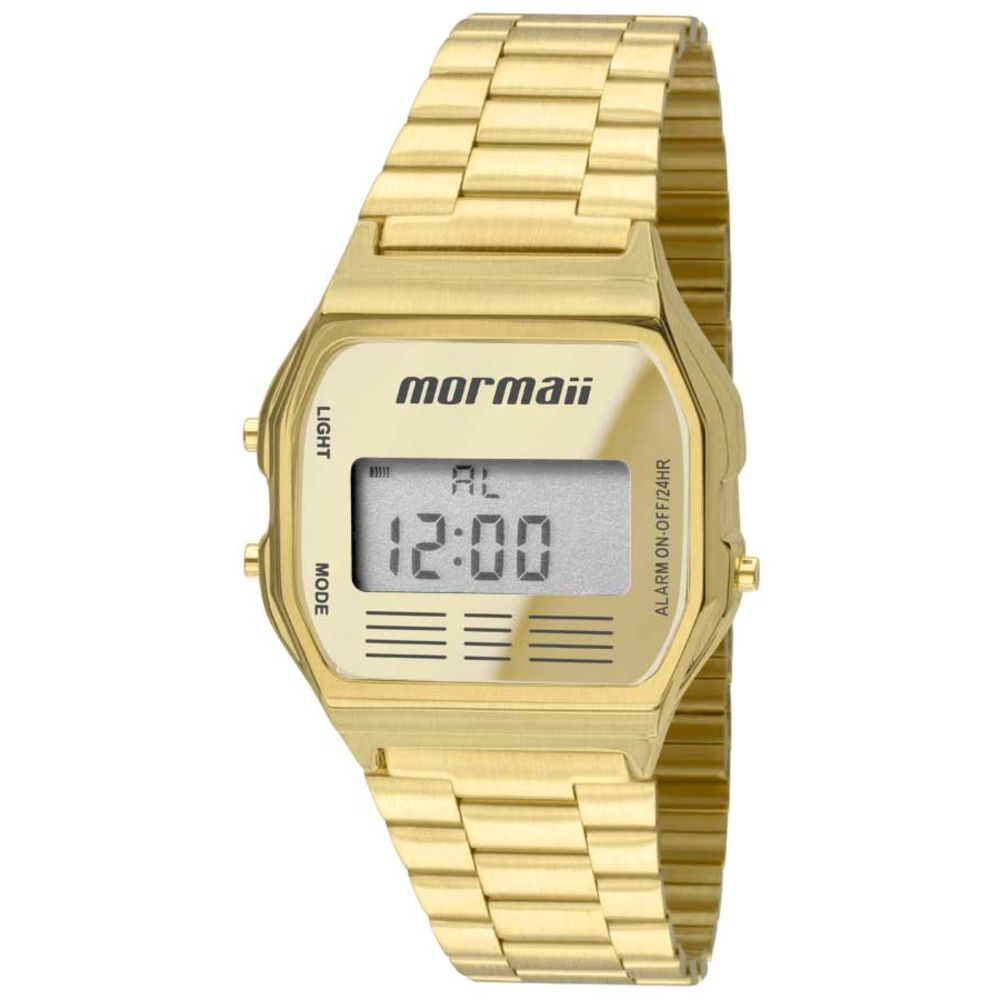 Relógio Mormaii Unissex Vintage Mojh02ab/4d