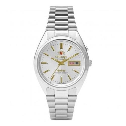 Relógio Orient Automático Prata 469Wa1Af B1Sx