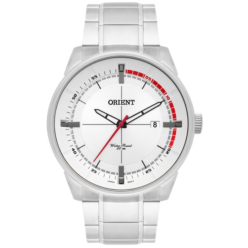 Relógio Orient Masculino Classico Prata MBSS1295-S1SX
