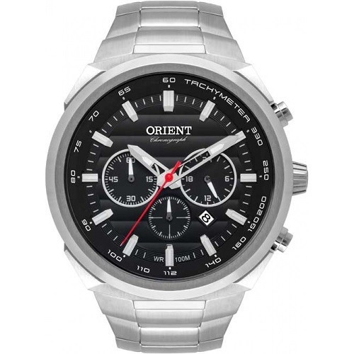 Relógio Orient Masculino Cronógrafo MBSSC201 P1SX